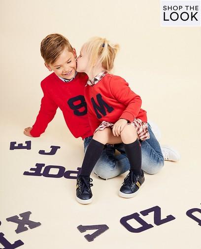 Maak je eigen lettersweater voor €14,95
